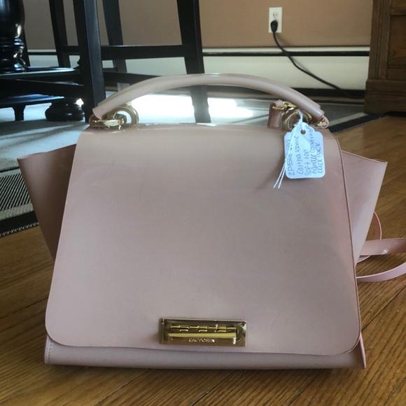 Zac Posen Handbags - Zac Posen Eartha Iconic blush backpack 🌸